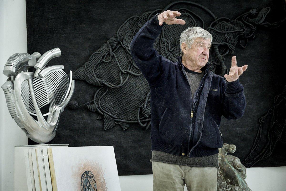 Выставка «Вадим Космачев. Дыхание скульптуры»