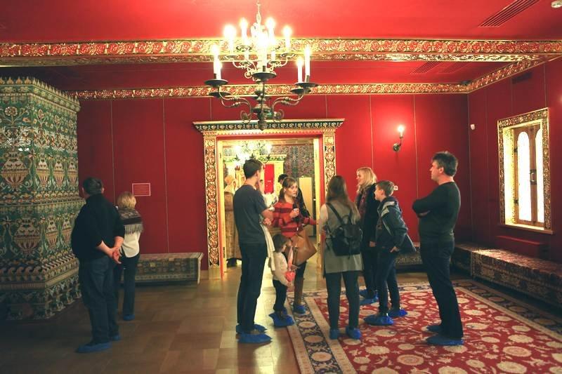 Акция «Ночь искусств» вКоломенском 2018