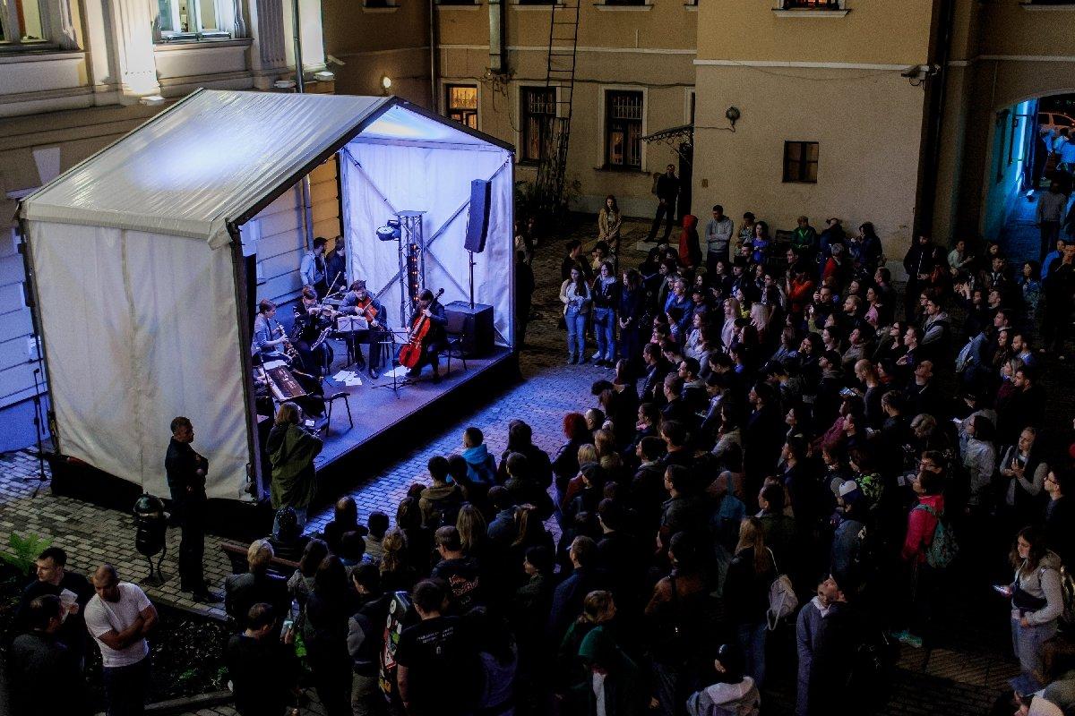 Акция «Ночь вмузее» вМузее Москвы 2019