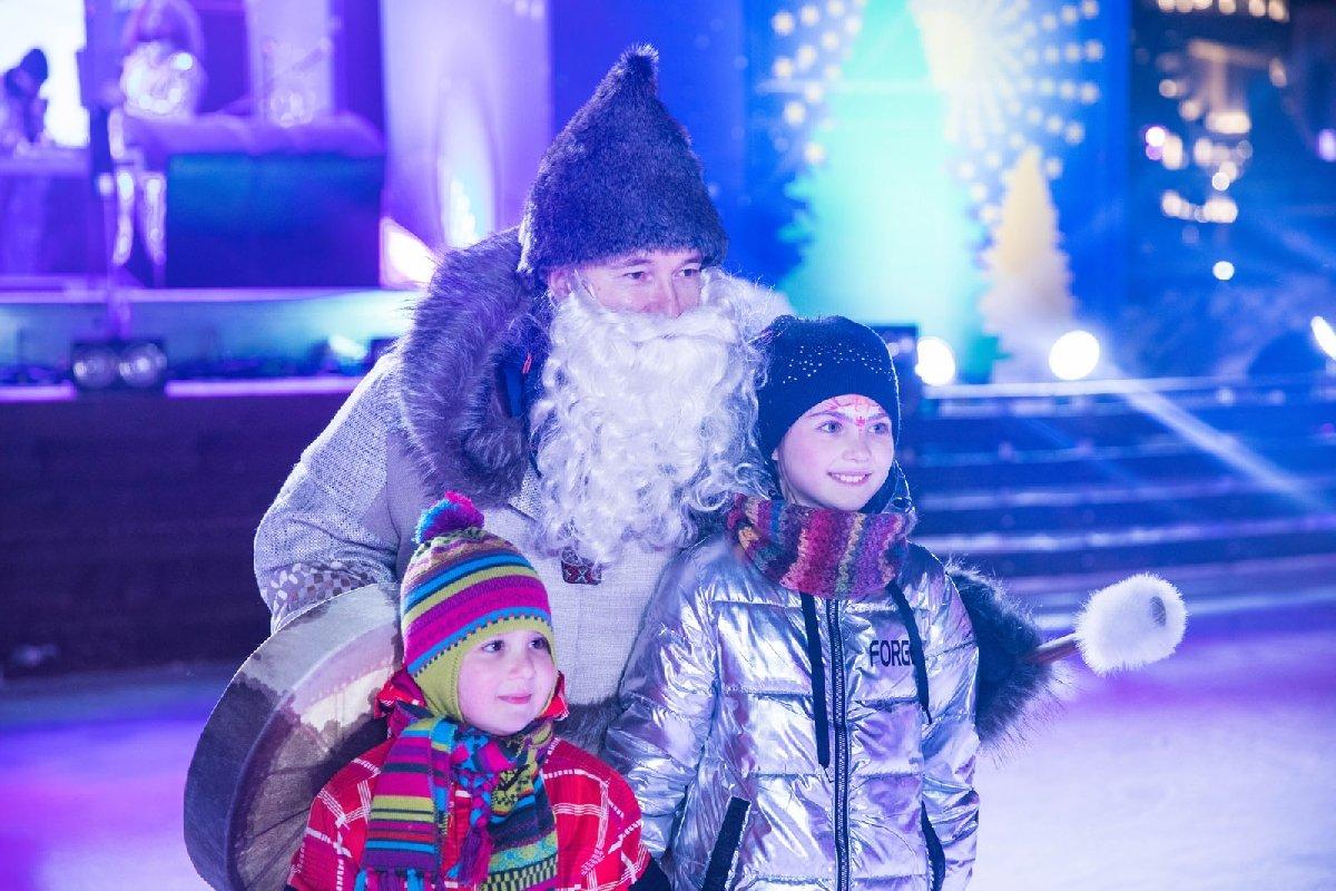 Фестиваль Дедов Морозов наВДНХ 2019