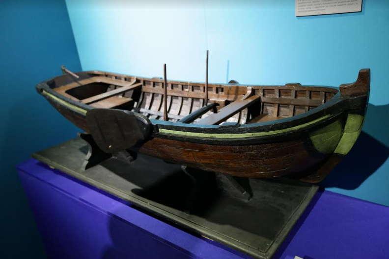 Выставка «Как царь Петр море полюбил»