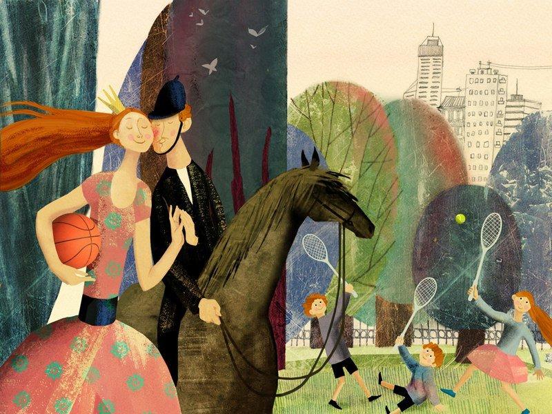 Фестиваль книжной иллюстрации «Морс»