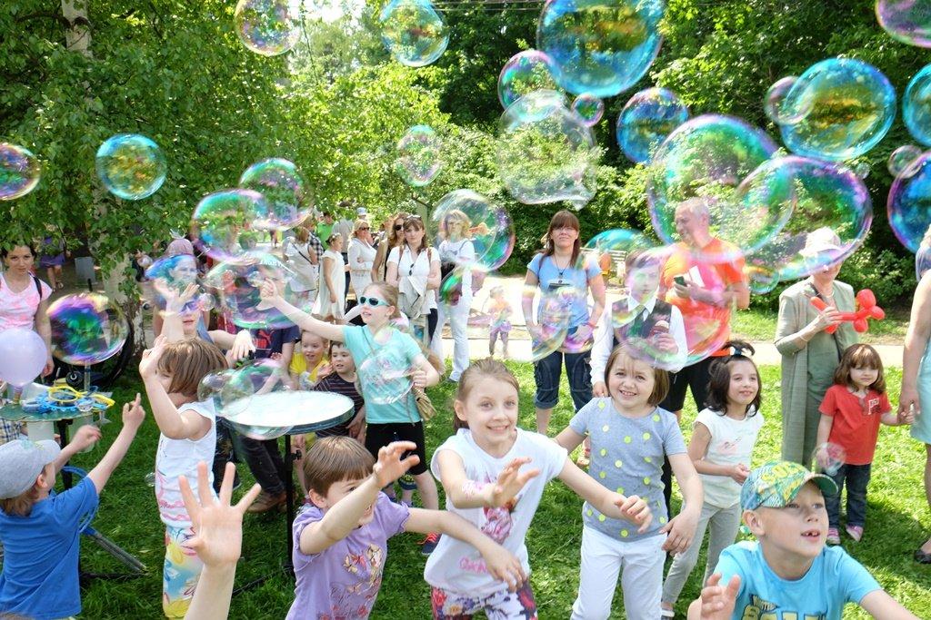 Фестиваль приемных семей 2017