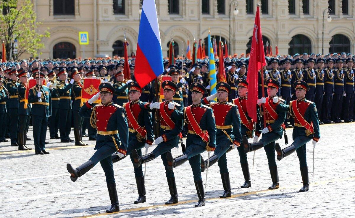 Парад Победы 2019 вМоскве