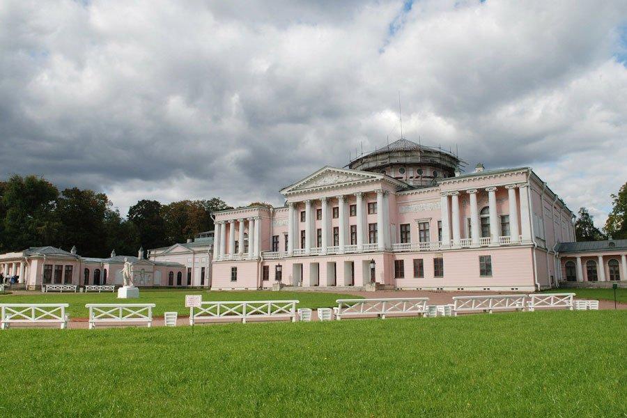 Московский музей-усадьба Останкино