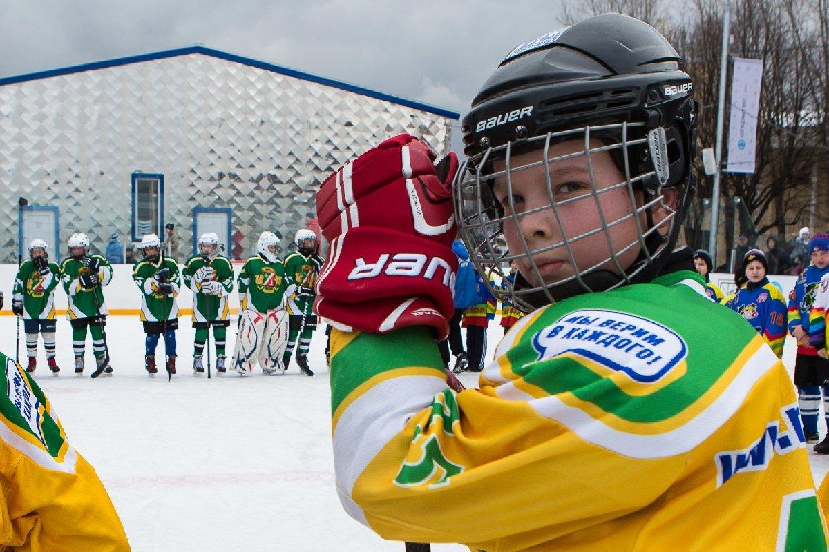 Всероссийский день хоккея наВДНХ 2019
