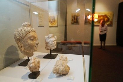 Выставка «Кирилл Данелия. Новая археология»