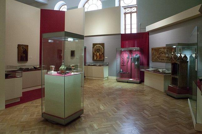 Выставка «XVI век. Эпоха митрополита Макария»
