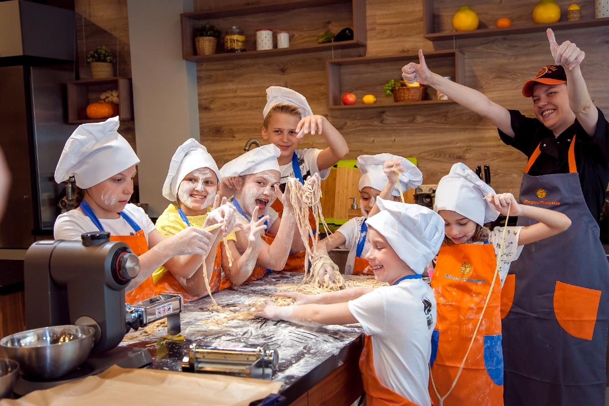 Кулинарная студия «Вкусотеррия»