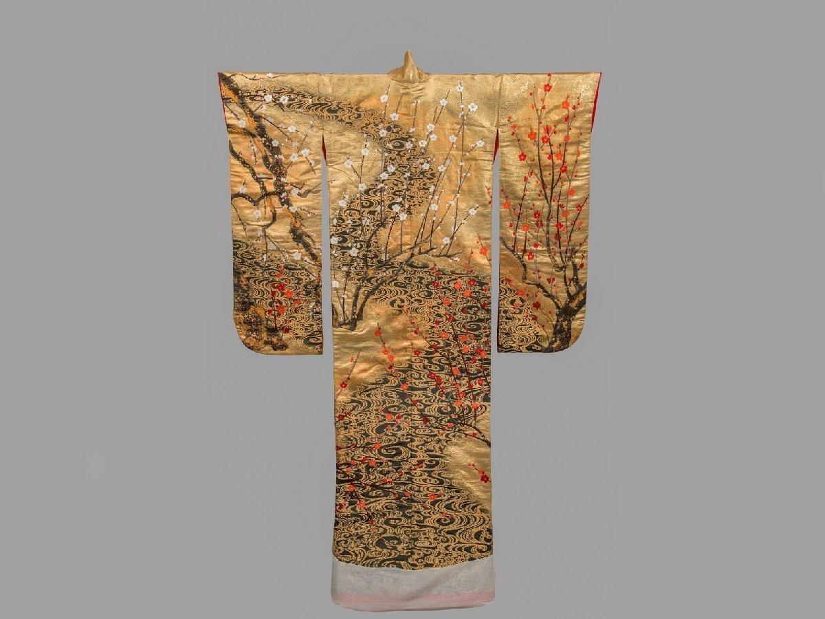 Выставка «Аромат времени. Классика всовременном кимоно»