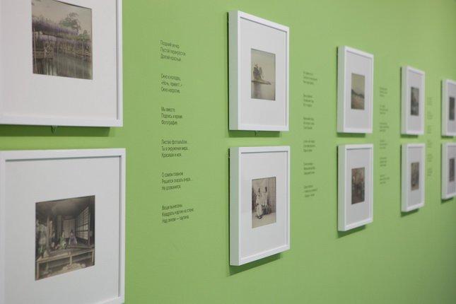 Выставка «Ассоциации. Хайку & хокку ияпонская фотография 1880-х»