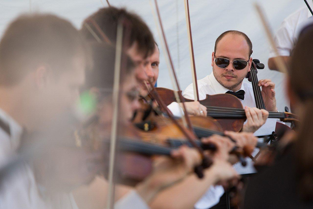 Фестиваль оркестров наВДНХ