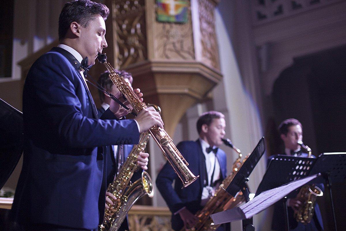 Концерт «Дудук, орган исаксофон»