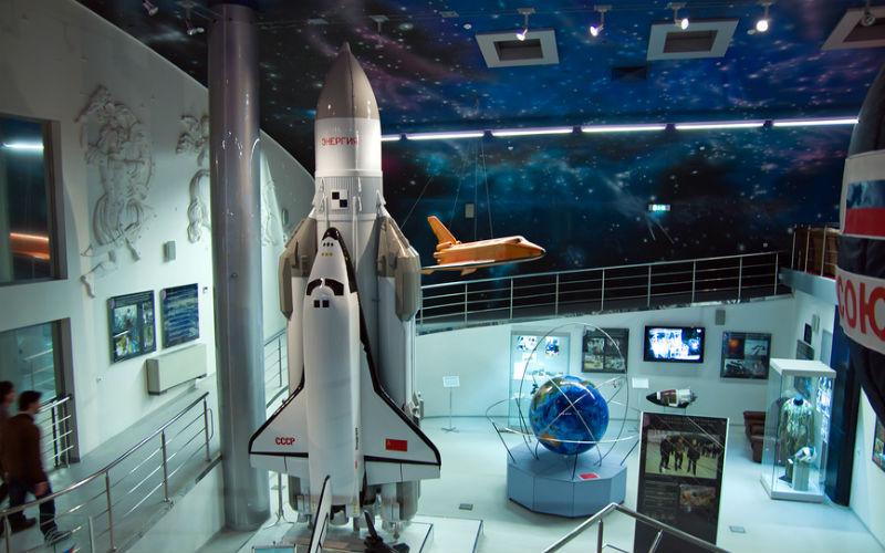 День города вМузее космонавтики 2016