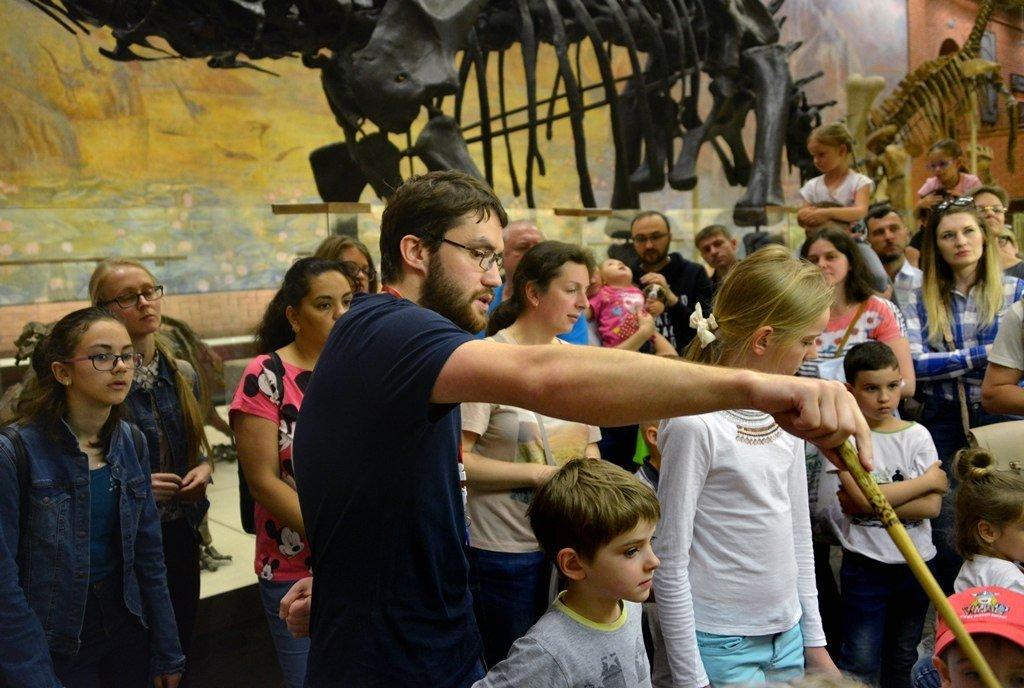 День Палеонтологического музея 2019