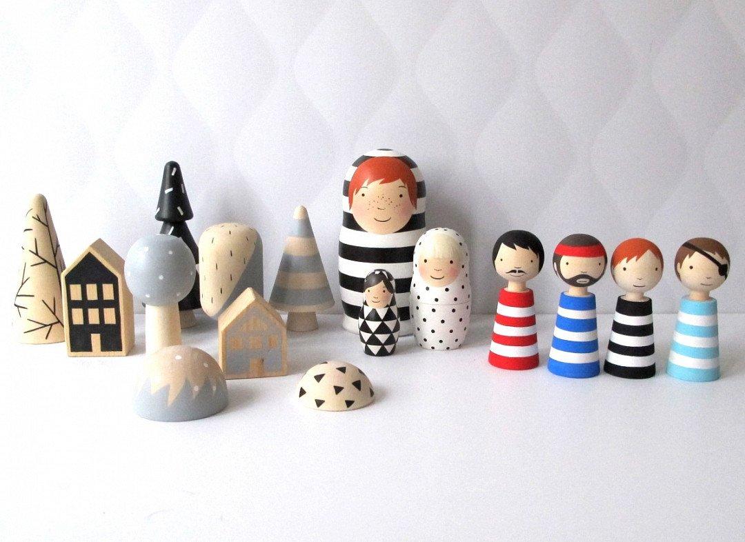 IIФестиваль деревянной игрушки наВДНХ