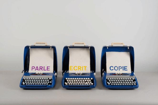 Выставка «Марсель Бротарс. Поэзия иобразы»