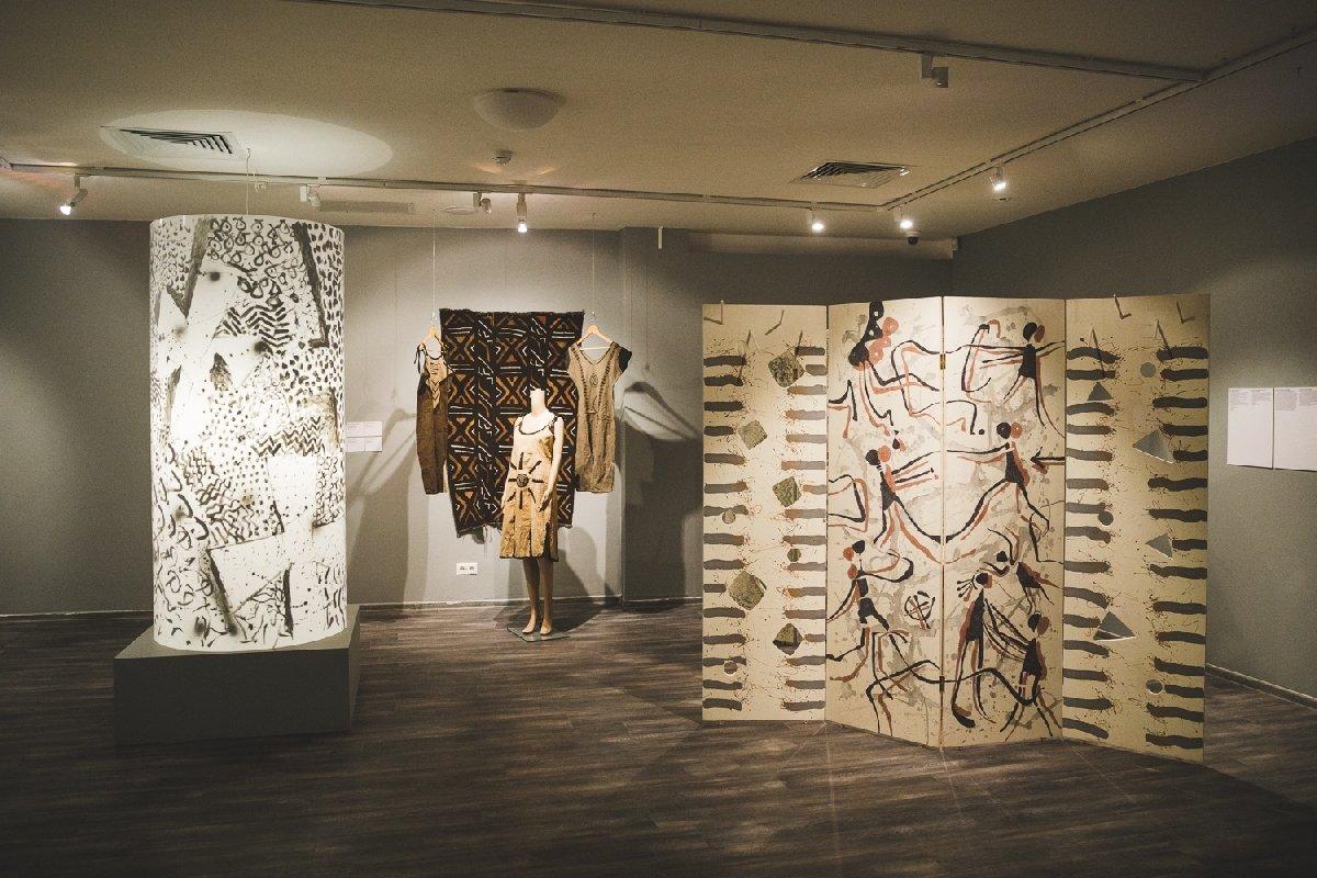 Выставка «По следам Гумилева»