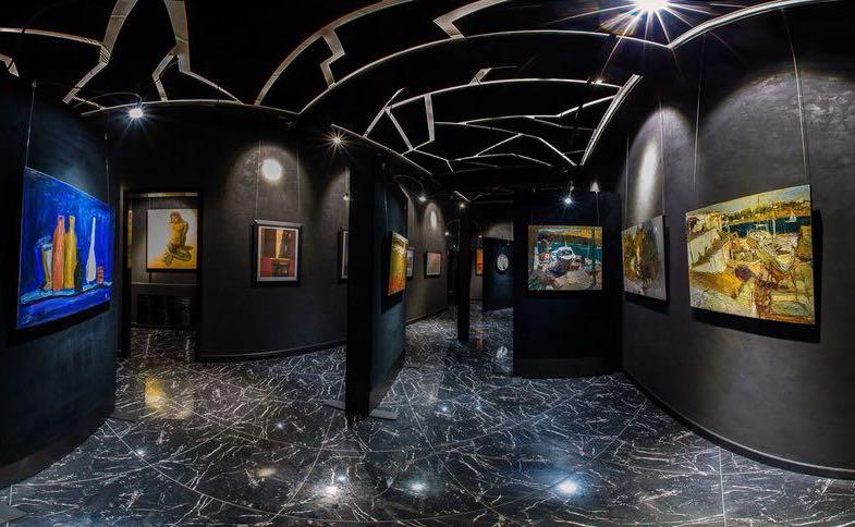 Художественная галерея «Rohini gallery» вБарвихе