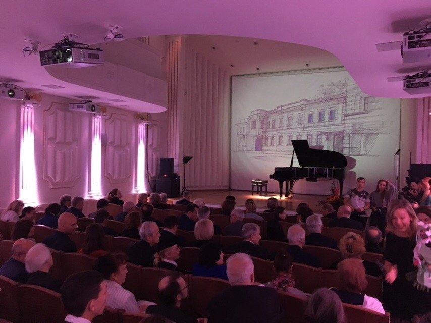 Фестиваль «100 лет притяжения» 2018