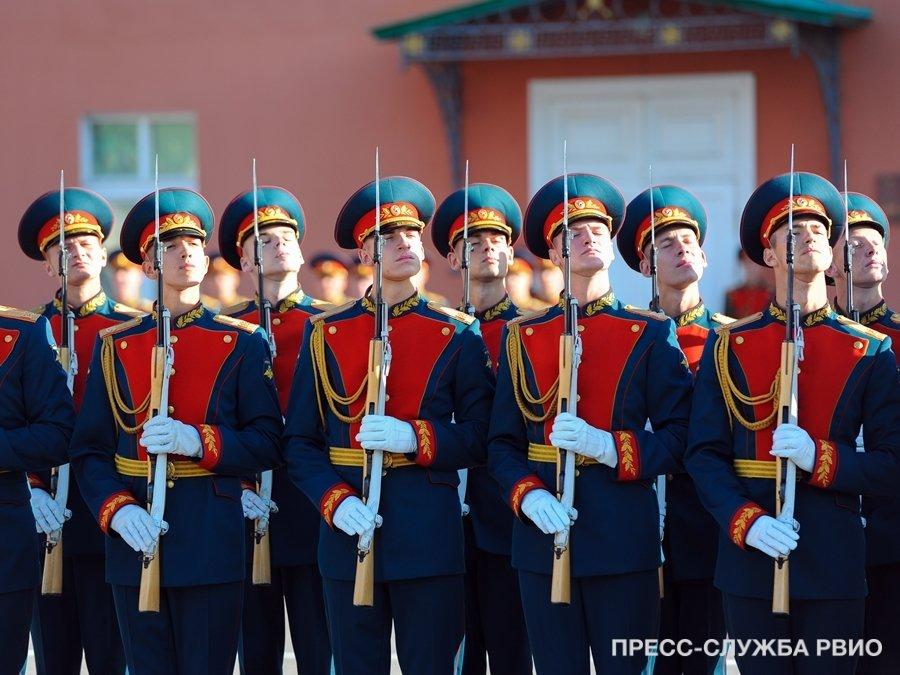День Преображенского полка вМузее военной формы одежды 2017
