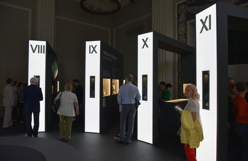 Выставка «Время икосмос»