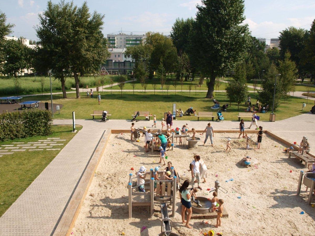 Парк имени Прямикова