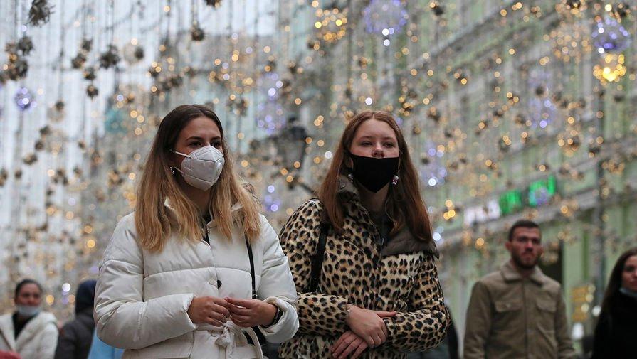 Ограничения из-за коронавируса вМоскве 2020/2021