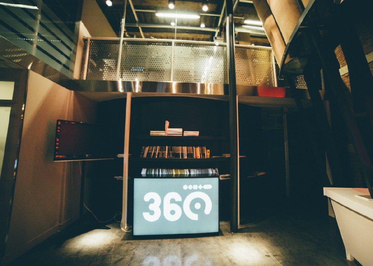 Фестиваль кино онауке итехнологиях 360° 2017