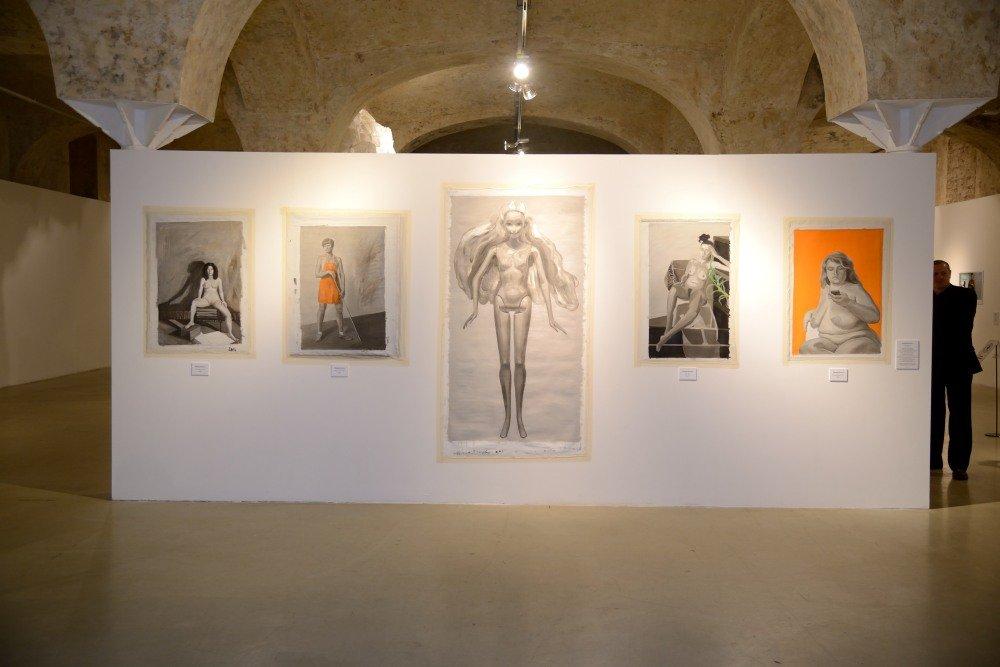 Выставка «Вечно живой труп»
