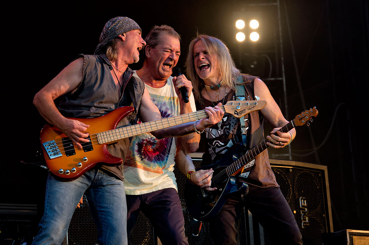 Концерт группы «Deep Purple» 2022