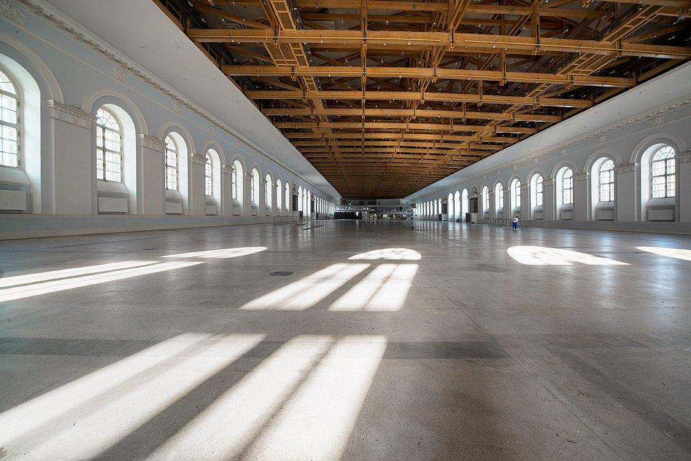 Выставочный зал «Центральный Манеж»