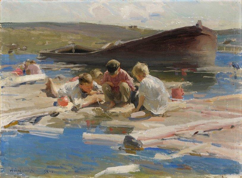 Выставка «Русское Искусство: отБоровиковского доКабакова»