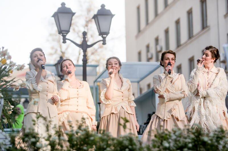 Фестиваль «Московская весна acappella» 2018