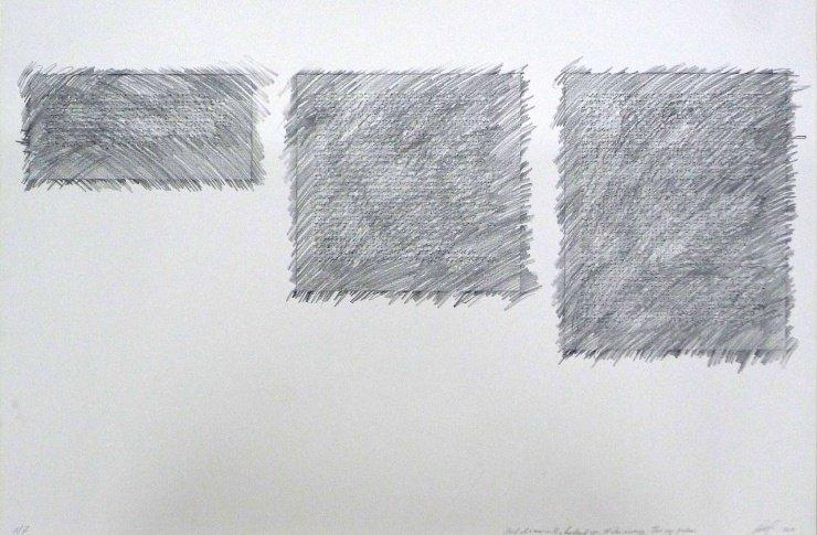 Выставка «Только бумага. Юрий Альберт»