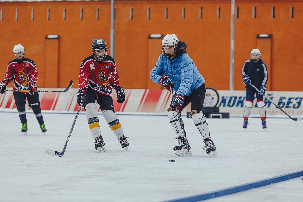 Фестиваль детского дворового хоккея 2020