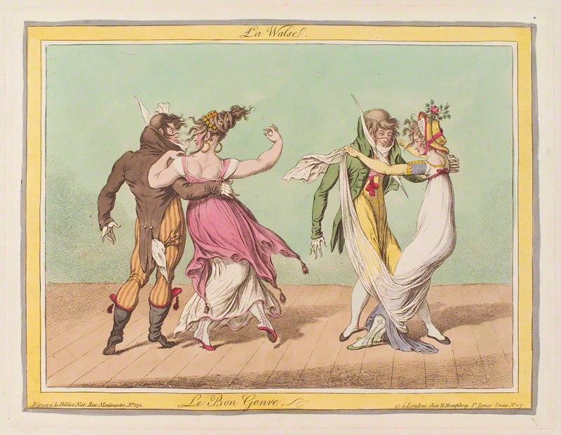 Выставка «Анатомия смеха. Английская карикатура XVIII–первой трети XIX века»