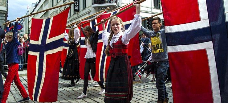 Фестиваль «День Норвегии» 2016