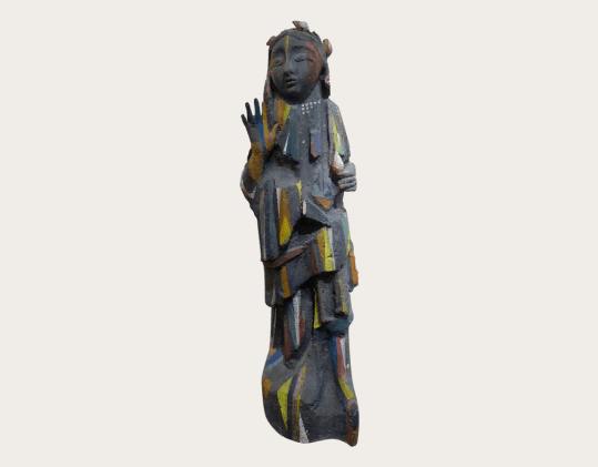 Выставка «Дамир Рузыбаев. Скульптура. Живопись. Графика»