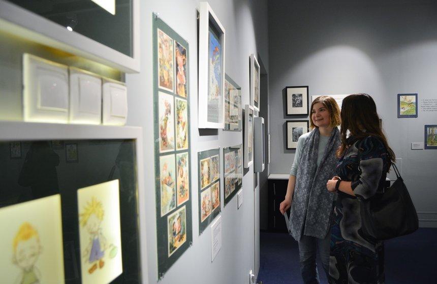 Выставка «Приключения Незнайки, илиЖизнь Николая Носова»