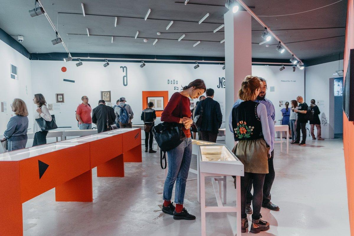 Выставка «Левее левизны. Грузинский авангард вкниге»