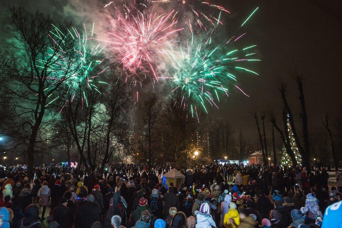 Новогодняя ночь впарке «Усадьба Воронцово» 2019