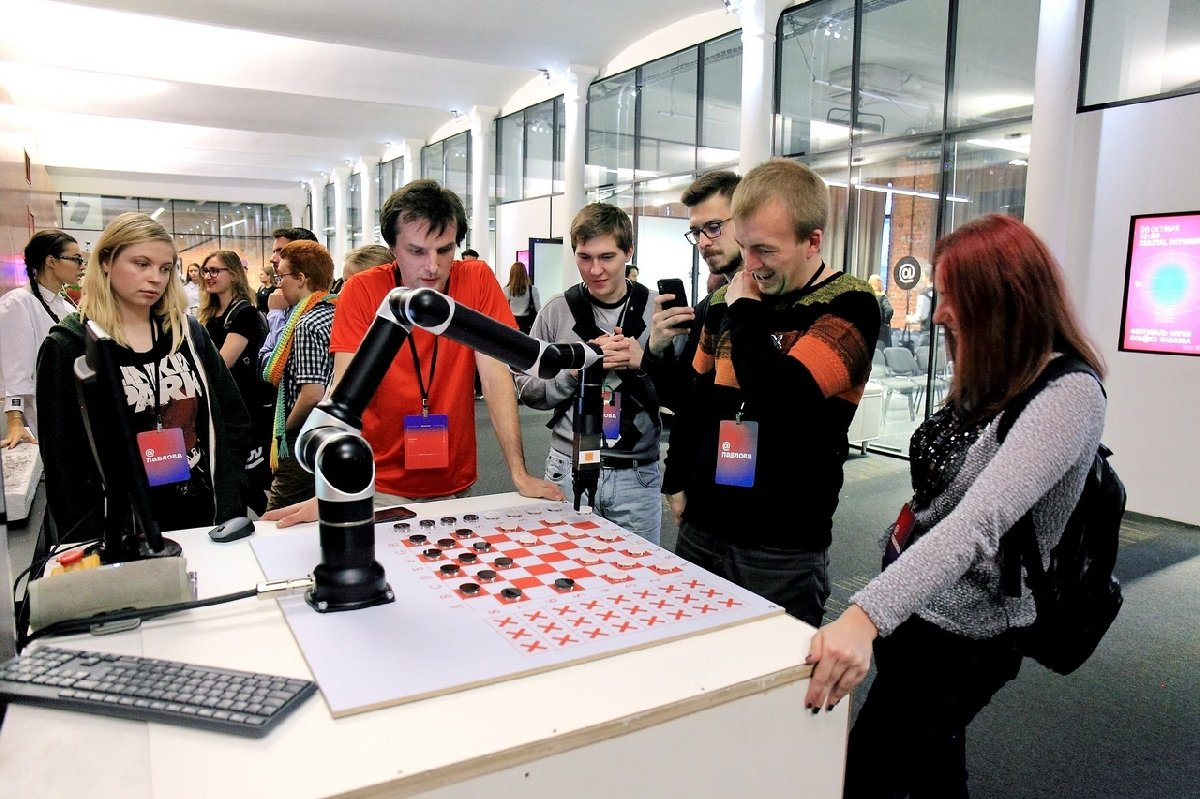 Фестиваль науки Вышки «Zoomer— Соб@ка Павлова» 2020