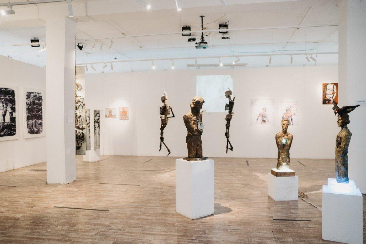 Выставка «Человек-машина»