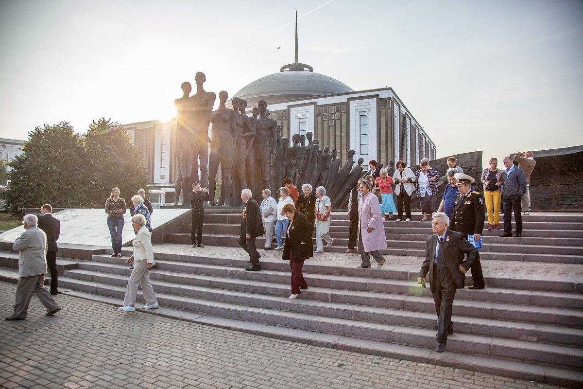 День семьи, любви иверности вМузее Победы 2019