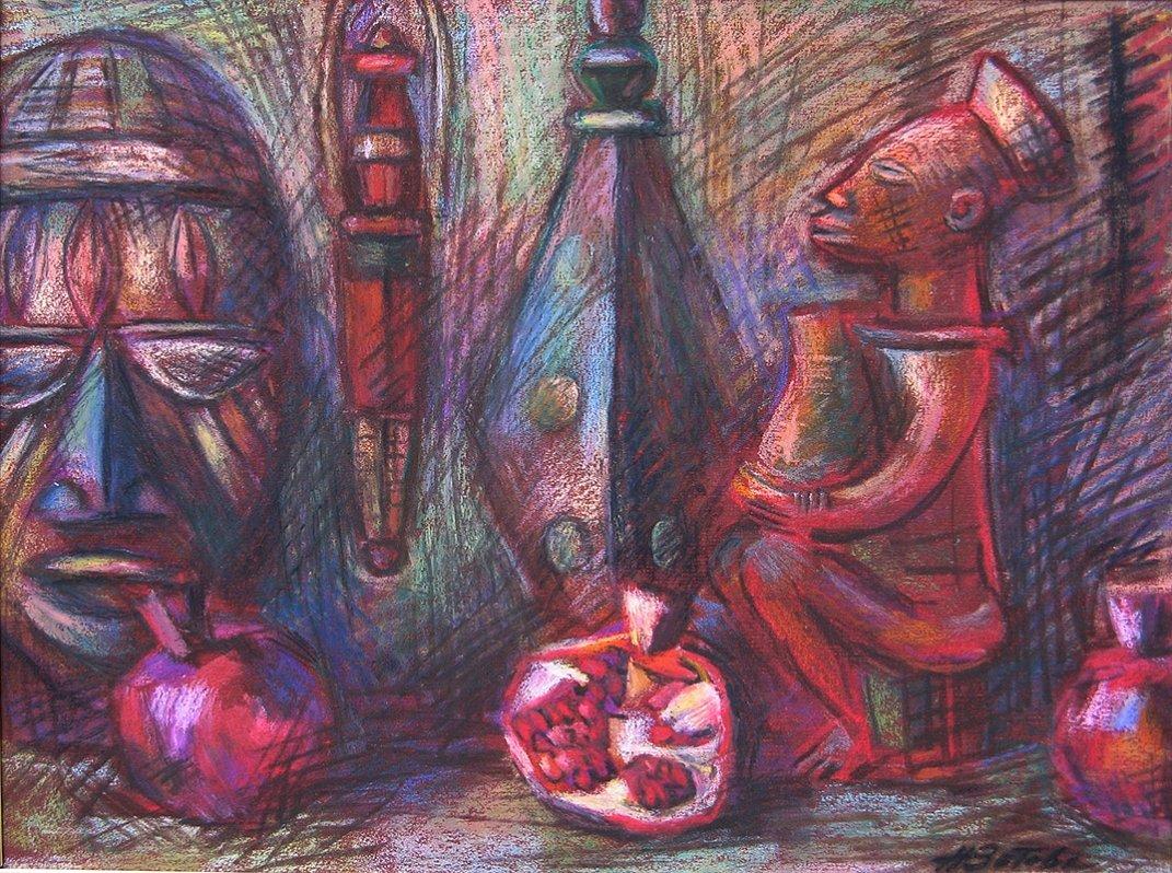 Выставка «Магия Африки»