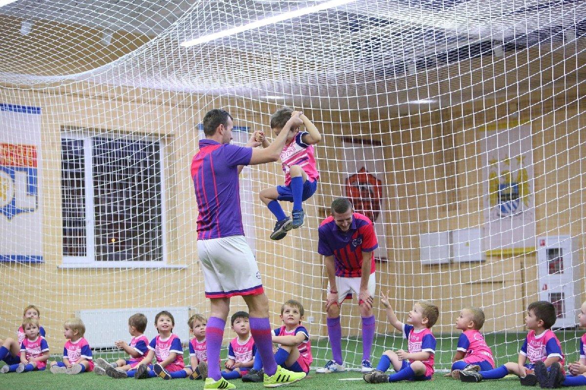 Детский футбольный бесплатный праздник «Разбуди вСыне Победителя»
