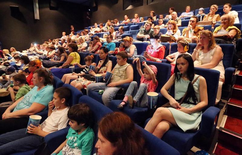 Бесплатные кинопоказы коДню России 2017