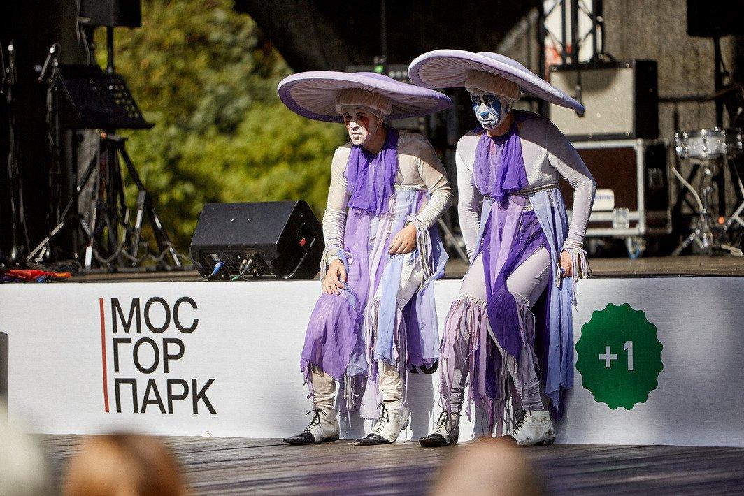 Фестиваль «Театральный марш» 2018