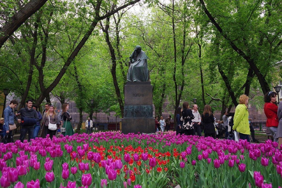 Акция «Ночь музеев» вДоме Гоголя 2020